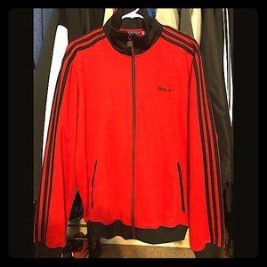 Adidas Originals track jacket size large